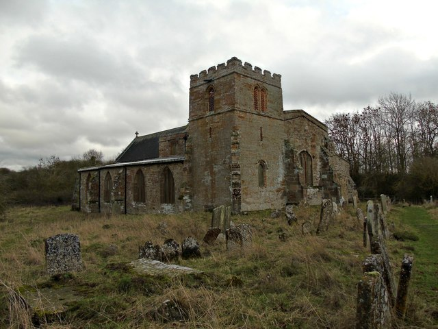 St Peter's, Wolfhampcote