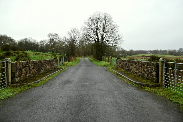Bridge along Cloghan Road, Drumnakilly