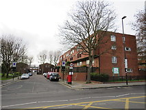 TQ3084 : Frederica Street, near Holloway by Malc McDonald