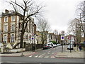 TQ2985 : Hilldrop Crescent, near Holloway by Malc McDonald