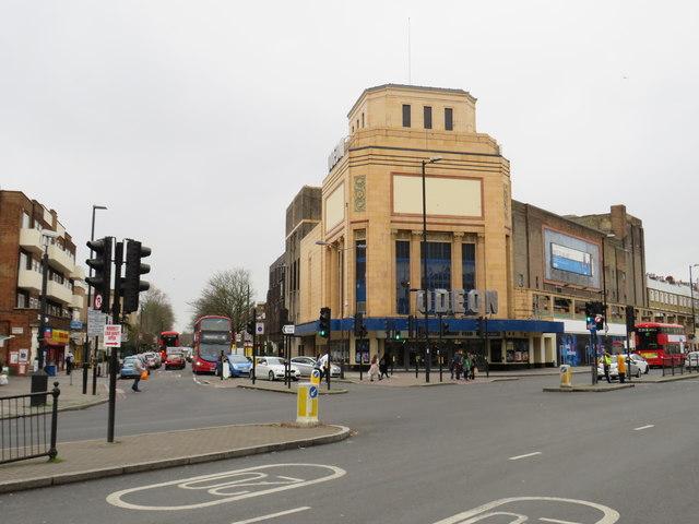 Odeon cinema, Holloway