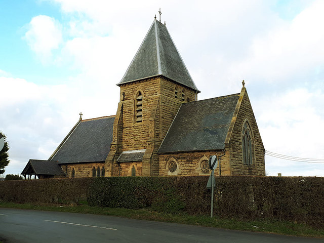 All Saints, Stainsacre by Stephen Craven