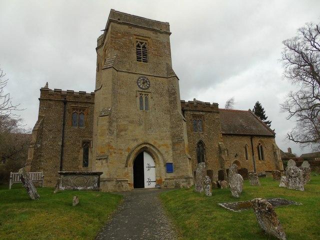 St Thomas a Becket, Sutton under Brailes
