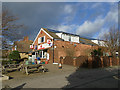 NZ9505 : Station Road Post Office, Robin Hood's Bay by Stephen Craven