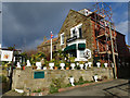 NZ9505 : The White Owl, Station Road, Robin Hood's Bay by Stephen Craven