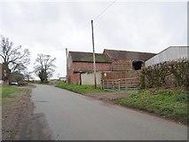 SO8881 : Sugar Loaf Farm by Gordon Griffiths