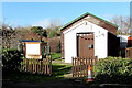 SO8110 : Haresfield Village Hall, Gloucestershire by Jaggery