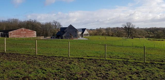 New House at Broadmeadow Farm