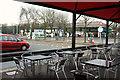 SU4772 : Chieveley Services by Derek Harper
