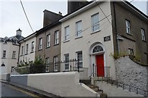 W7966 : Terrace, Rahilly St by N Chadwick