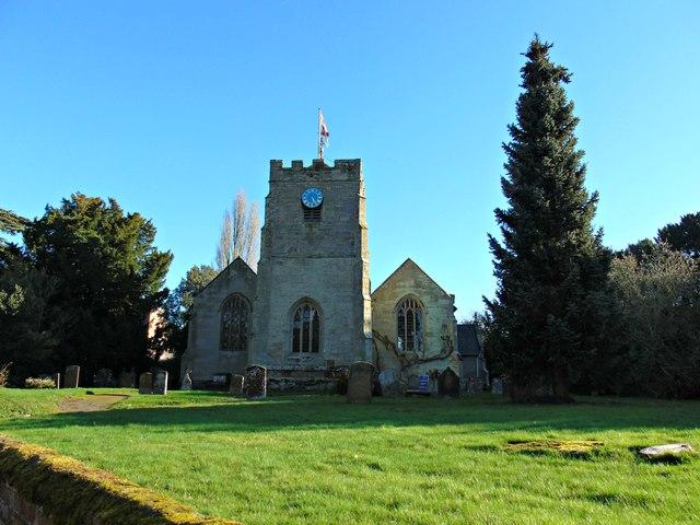 St Peter's, Barford