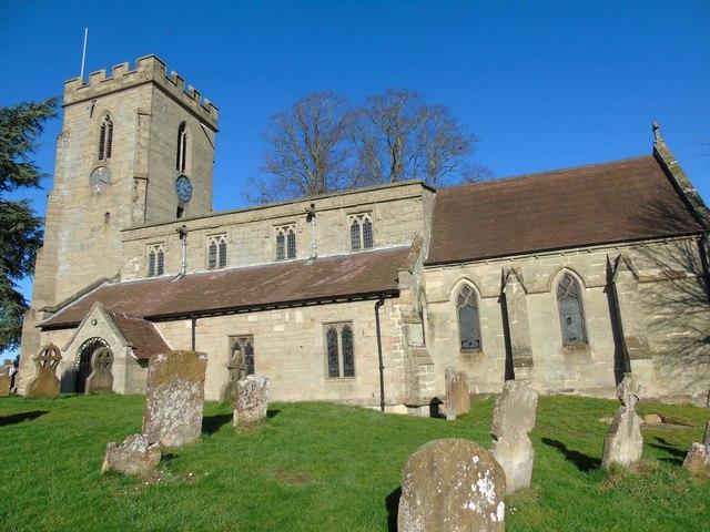 St Chad's, Bishops Tachbrook