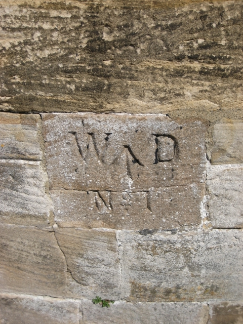 Old Boundary Marker in Barnard Castle