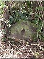 ST9074 : Old Milestone by the A420, Bristol Road, Chippenham by A Rosevear