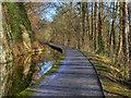 SJ2242 : Llangollen Canal by David Dixon