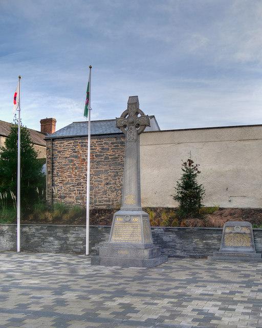 Llangollen War Memorial