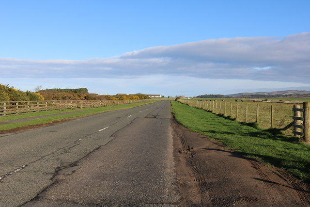 The A719 to Maidens