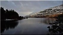 SH7157 : Llynnau Mymbyr by steven ruffles