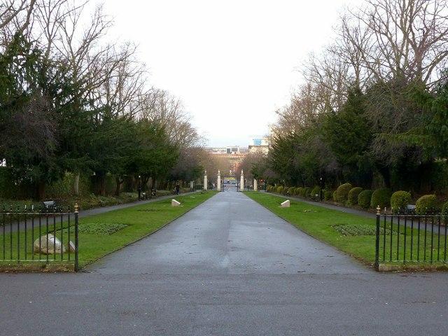 Peace Walk, Victoria Park