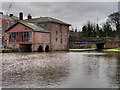 SJ4066 : Telford's Warehouse by David Dixon