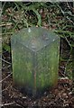NU1328 : Old Milepost north east of Warenford by IA Davison