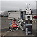 J3575 : Belfast Bikes by Rossographer