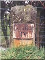 SO8624 : Old Milestone by the former A38, Prior's Norton, Norton Parish by John Bayes