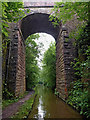 SJ6931 : Holling's Bridge south-east of Market Drayton in Staffordshire by Roger  Kidd
