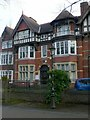 SK5903 : 154 New Walk, Leicester by Alan Murray-Rust
