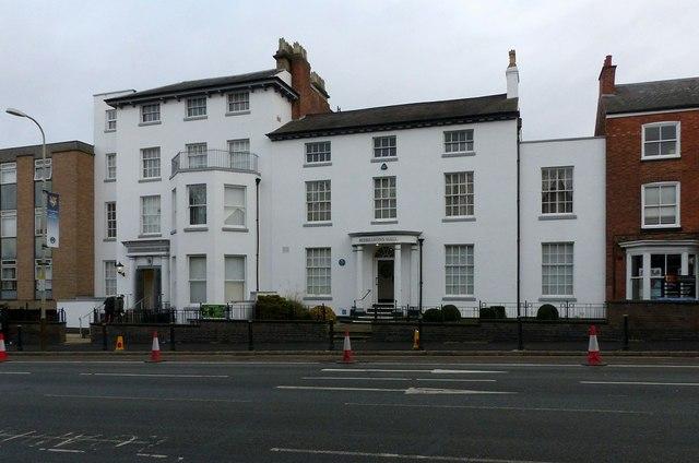 Freemasons' Hall, London Road, Leicester