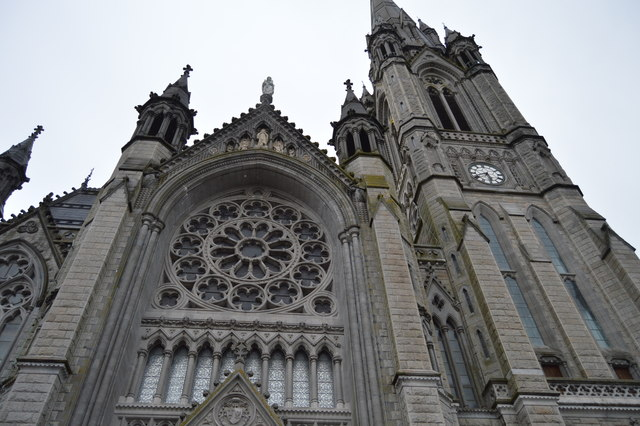 Cathedral of St Colman - west end