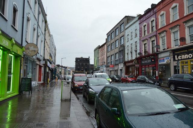 3a4a6aea00 MacCurtain St, N8 © N Chadwick :: Geograph Ireland