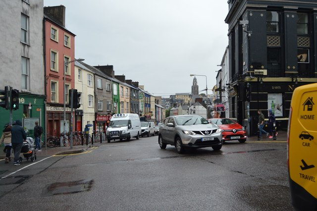 7d3daa78aa Crossroads, MacCurtain St © N Chadwick cc-by-sa/2.0 :: Geograph Ireland