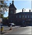 TQ5738 : Former Tunbridge Wells West Station by N Chadwick