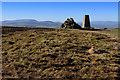 SD9447 : Pinhaw Beacon (1) by Chris Heaton