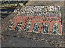SE2932 : Matthew Murray Mosaic by Stephen Craven