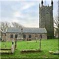 SW5033 : Ludgvan Church by Bill Henderson