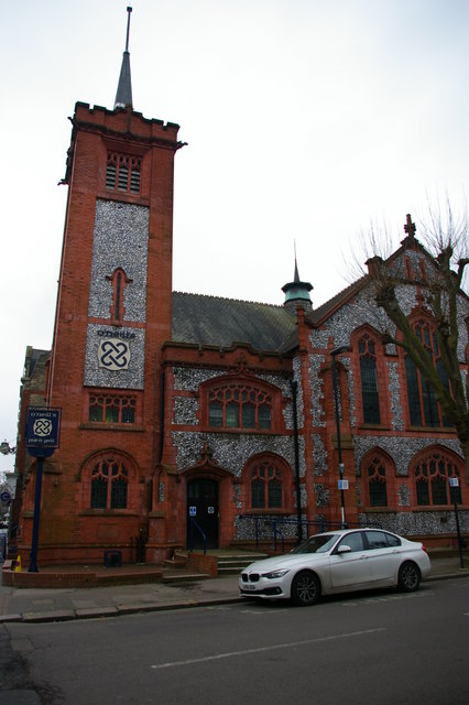 Former United Reformed Church, Muswell Hill Broadway