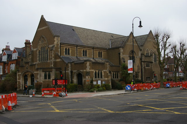 United Reformed Church, Muswell Hill