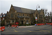 TQ2889 : United Reformed Church, Muswell Hill by Christopher Hilton