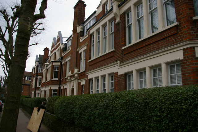 Flats on Fortis Green