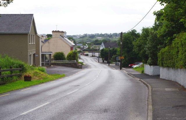 R259 road, Annagry, The Rosses, Co. Donegal