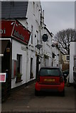 TQ2789 : Woodside Cottages, N2 by Christopher Hilton