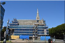 SX4855 : Renovating Sherwell Church by N Chadwick