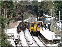 ST1882 : Llanishen station by Gareth James