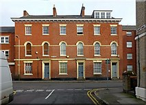 SK5803 : 54-58 Regent Road, Leicester by Alan Murray-Rust