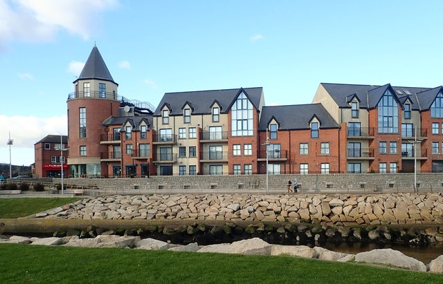 The Waterfoot Apartments at Newcastle