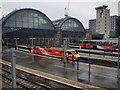 TQ3083 : Kings Cross Railway Station from York Way by Colin Cheesman