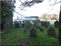TQ7924 : St James the Great, Ewhurst Green: churchyard (f) by Basher Eyre