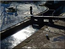 SP6989 : Foxton Top Lock by Stephen McKay